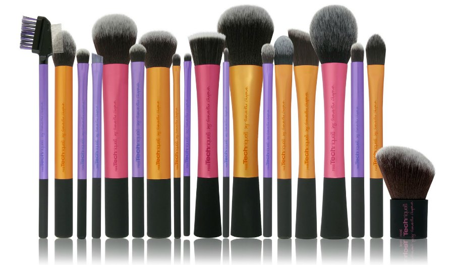 real techniques brushes cruelty free 1