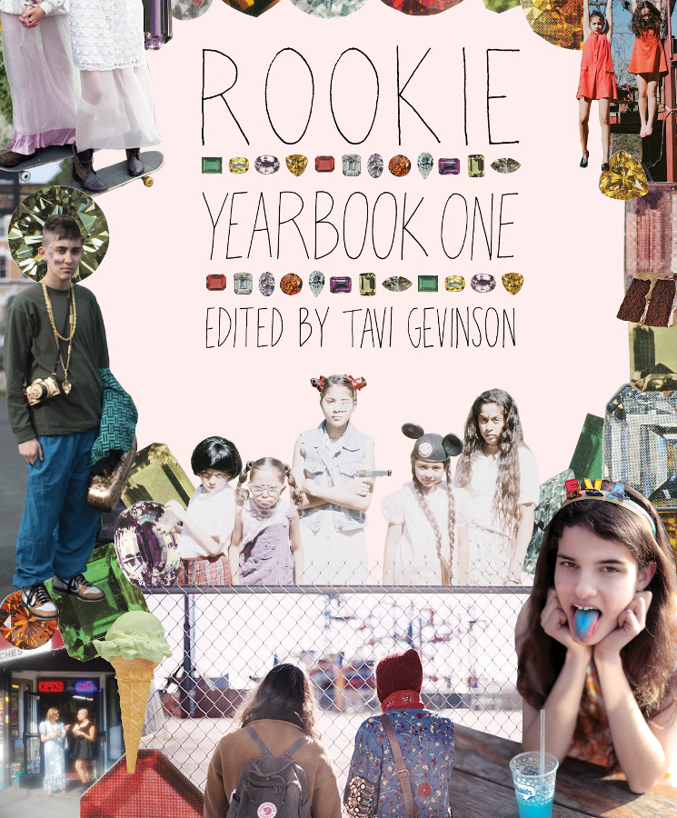 rookie libro yearbook one
