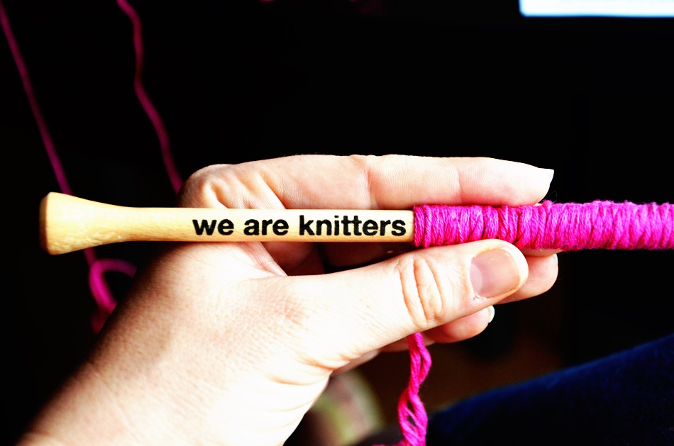El tricot más cool con We are Knitters