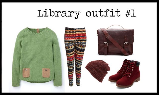 Library outfit1