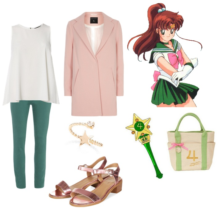 sailor moon jupiter