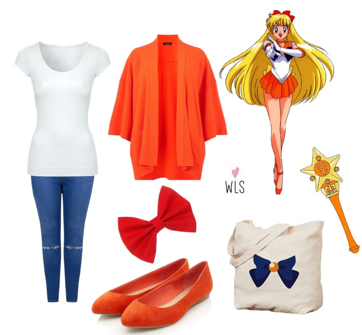 sailor moon venus