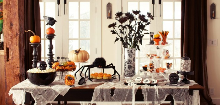 decoracion halloween low cost