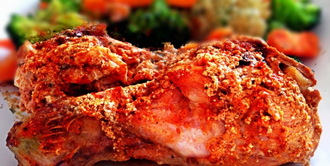 Receta: Tandoori Chicken de andar por casa