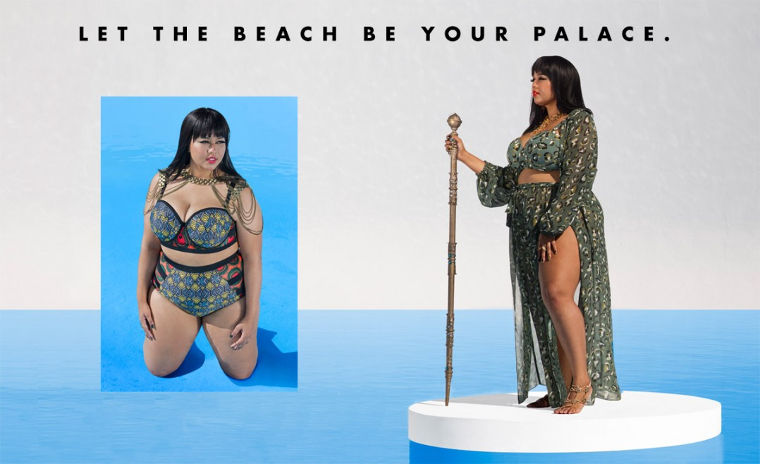 Gabifresh, queen of the bikini