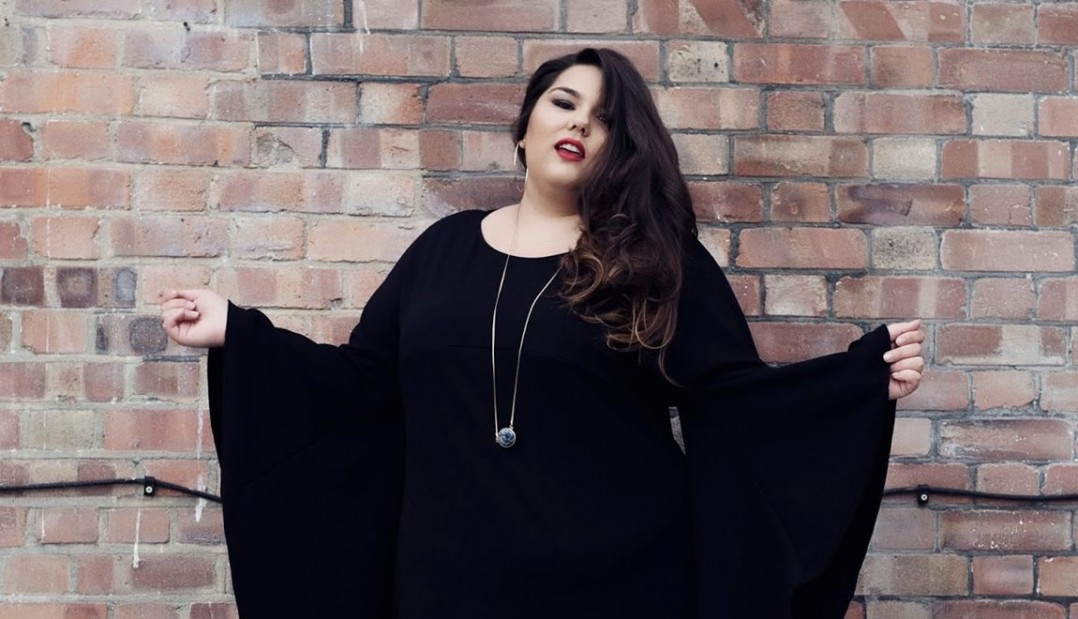 Callie Thorpe, primera columnista plus size de Marie Claire UK