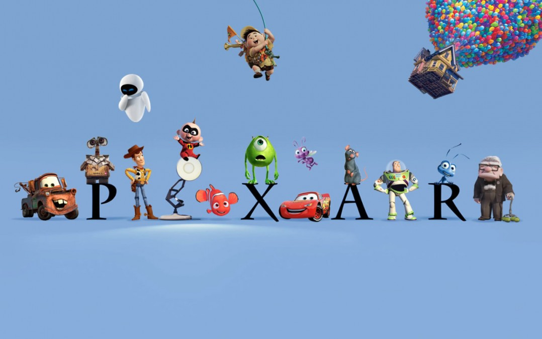 Pixar we love you