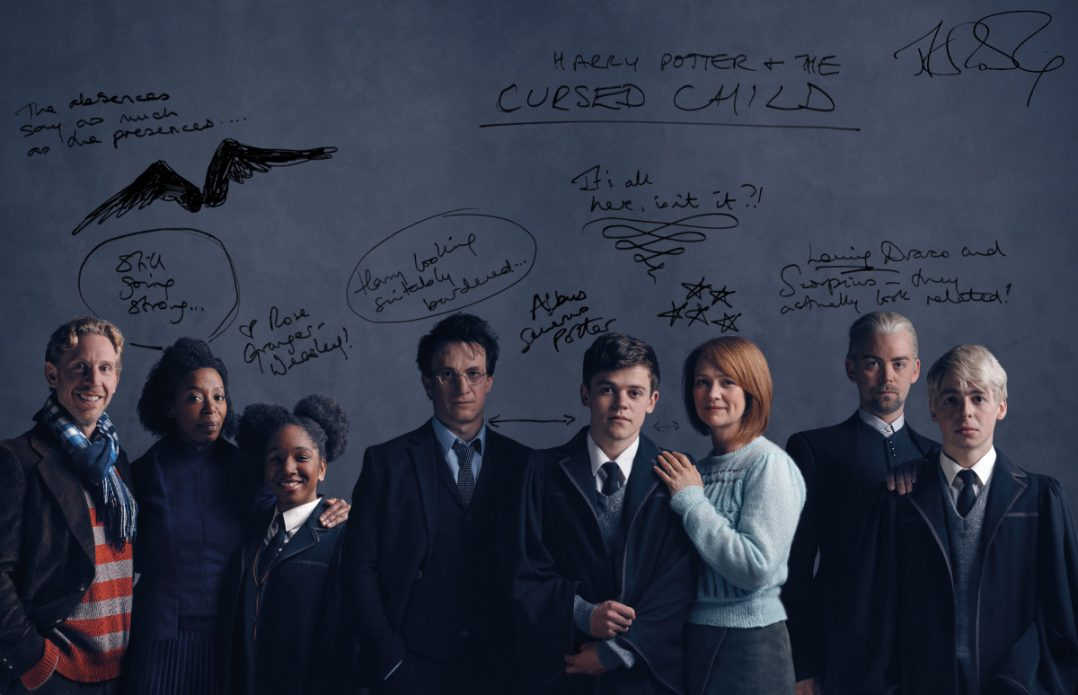 Harry Potter y el rumor maldito