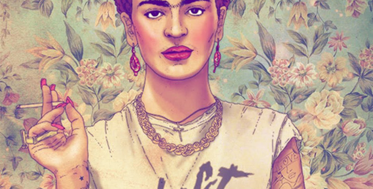 Frida o Marilyn: de icono a plaga