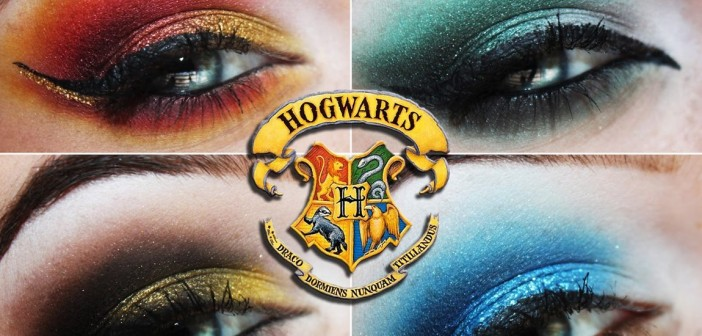 maquillaje harry potter