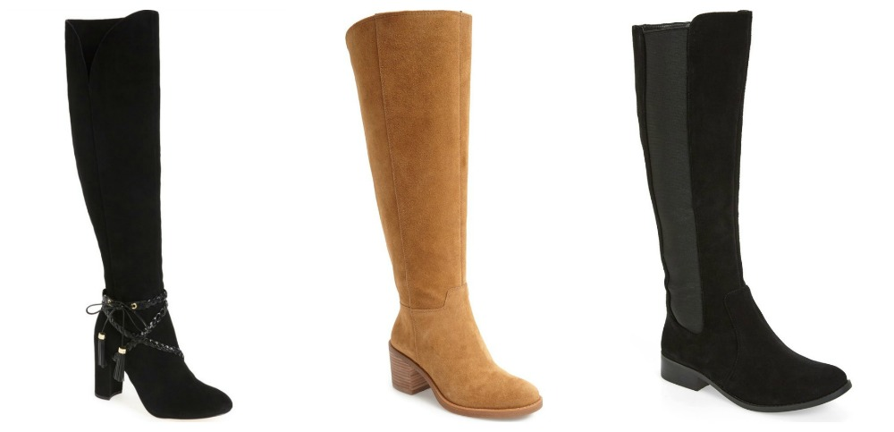 nordstrom botas anchas