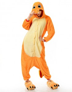Adult-Onesie-Charmander-Pajamas-font-b-Sleepsuit-b-font-Sleepwear-Anime-Cosplay-Costume-Unisex-Cartoon-Pyjama