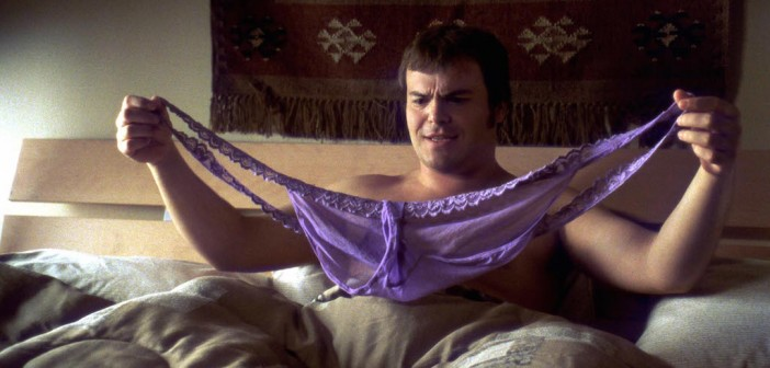Stars JACK BLACK Shallow Hal   © 20th Century Fox.