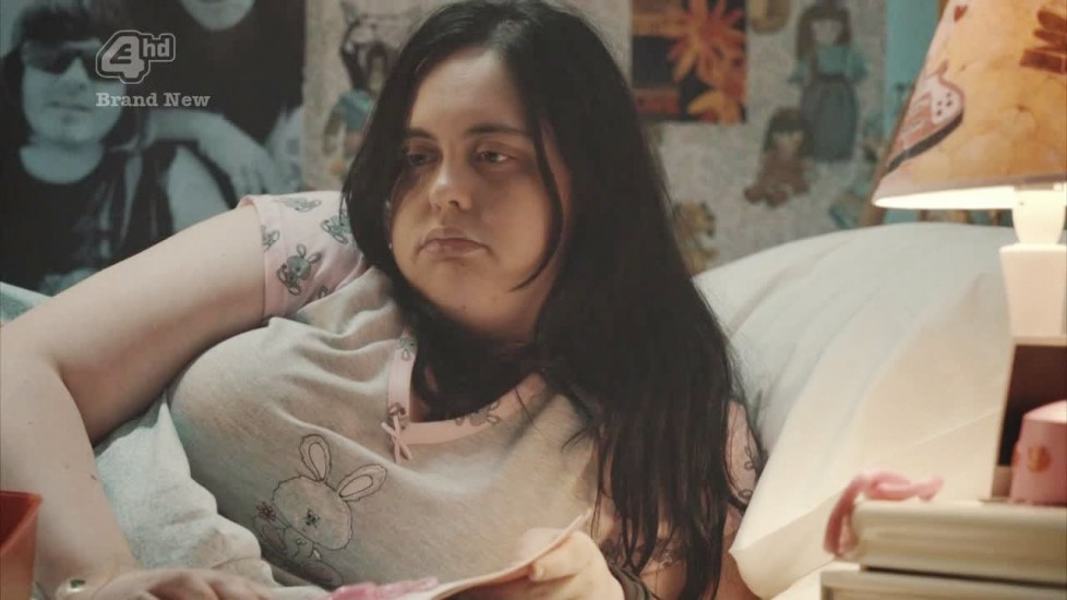My Mad Fat Diary Rae