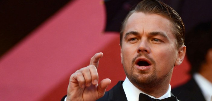 CANNES, FRANCE - MAY 15:  Leonardo DiCaprio attends the Opening Ceremony and 'The Great Gatsby' Premiere during the 66th Annual Cannes Film Festival at the Theatre Lumiere on May 15, 2013 in Cannes, France.  (Photo by Pascal Le Segretain/Getty Images)