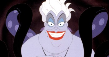 LITTLE MERMAID, 'Ursula', 1989, © Walt Disney Co. / Courtesy: Everett Collection