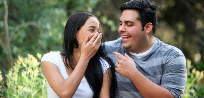 Couple+laughing