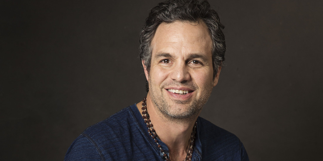 "In this Sunday, Jan. 19, 2014 photo, actor Mark Ruffalo of the film, ""Infinitely Polar Bear"" poses for a portrait at The Collective and Gibson Lounge Powered by CEG, during the Sundance Film Festival, in Park City, Utah. The film starring Ruffalo, Zoe Saldana, and Keir Dullea, premiered at the 2014 Sundance Film Festival. (Photo by Victoria Will/Invision/AP)"