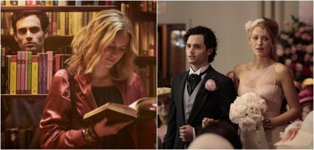Spotted: Dan Humphrey y Joe Goldberg no son tan diferentes como creíamos