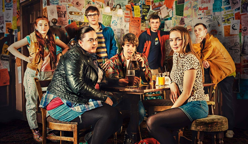 my mad fat diary serie
