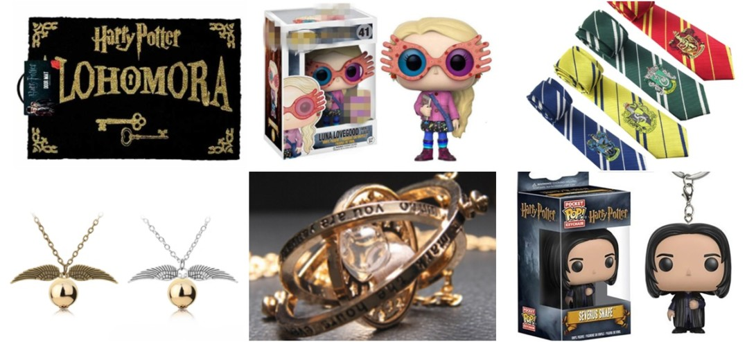 15 frikadas de Aliexpress para fans de Harry Potter